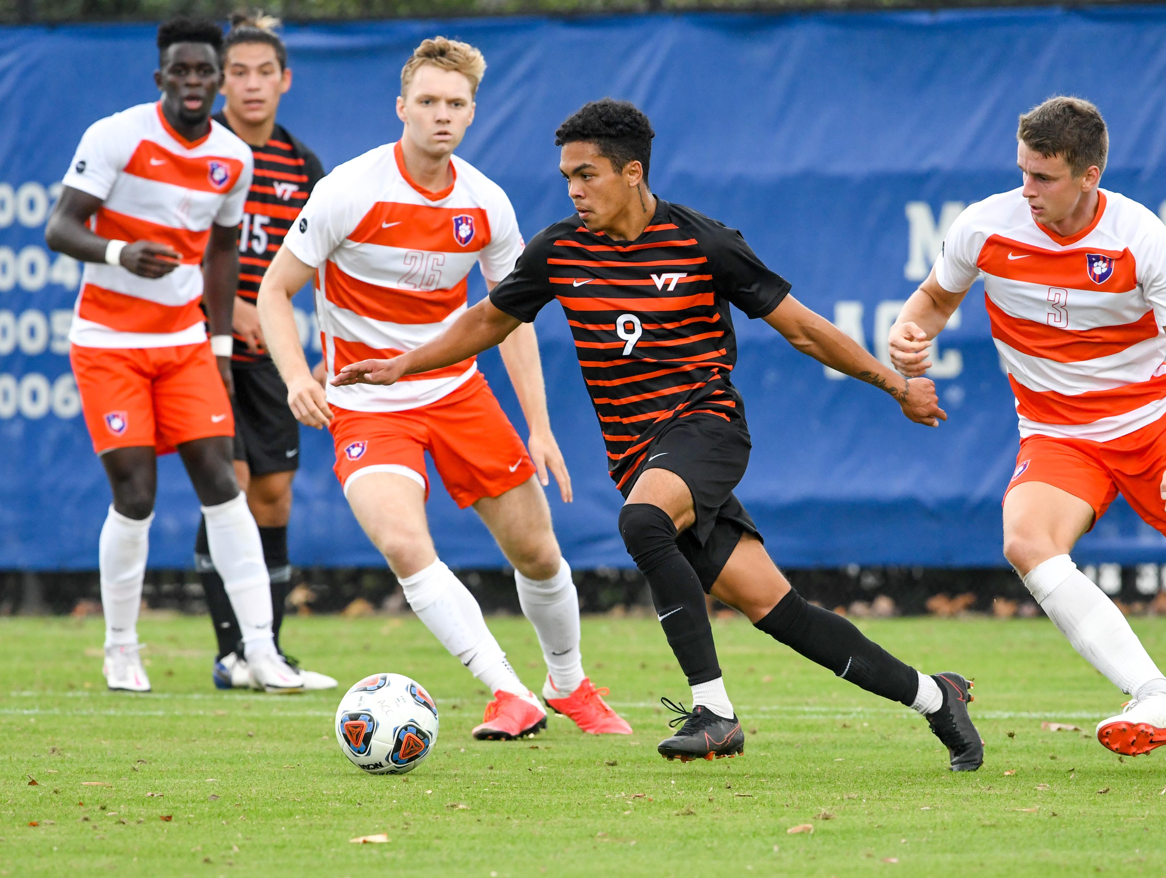 Austin FC select Virginia Tech midfielder Daniel Pereira at No. 1 in 2021 MLS SuperDraft | MLSSoccer.com