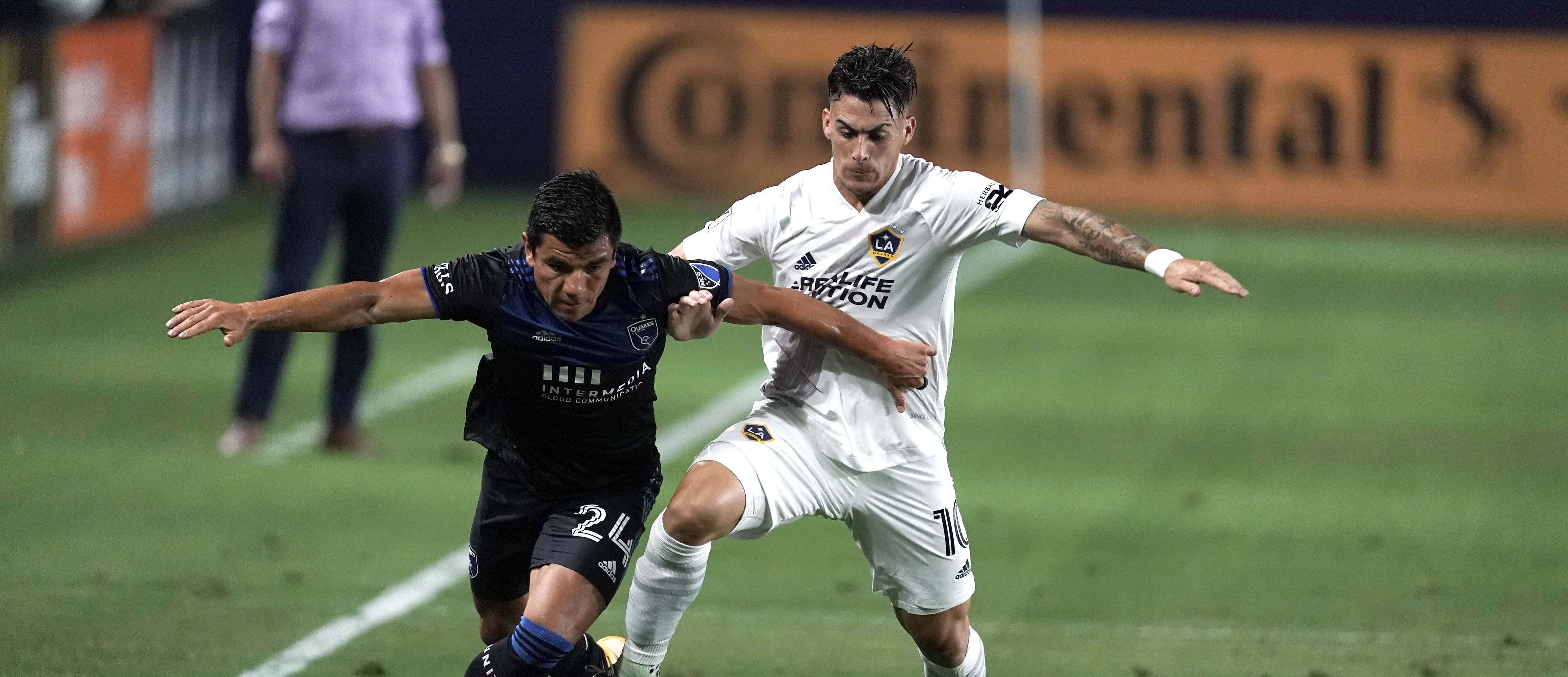 LA Galaxy 0, San Jose Earthquakes 4   2020 MLS Match Recap   MLSSoccer.com