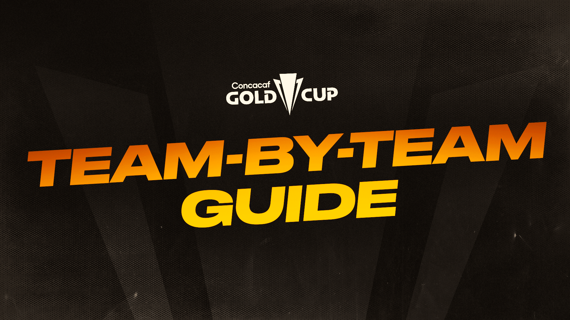 A guide to all 16 Gold Cup teams | MLSSoccer.com