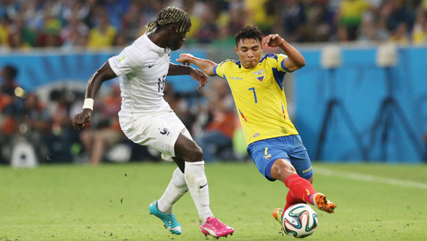 Ecuador 0, France 0: 2014 FIFA World Cup   Group E Match Recap   MLSSoccer.com