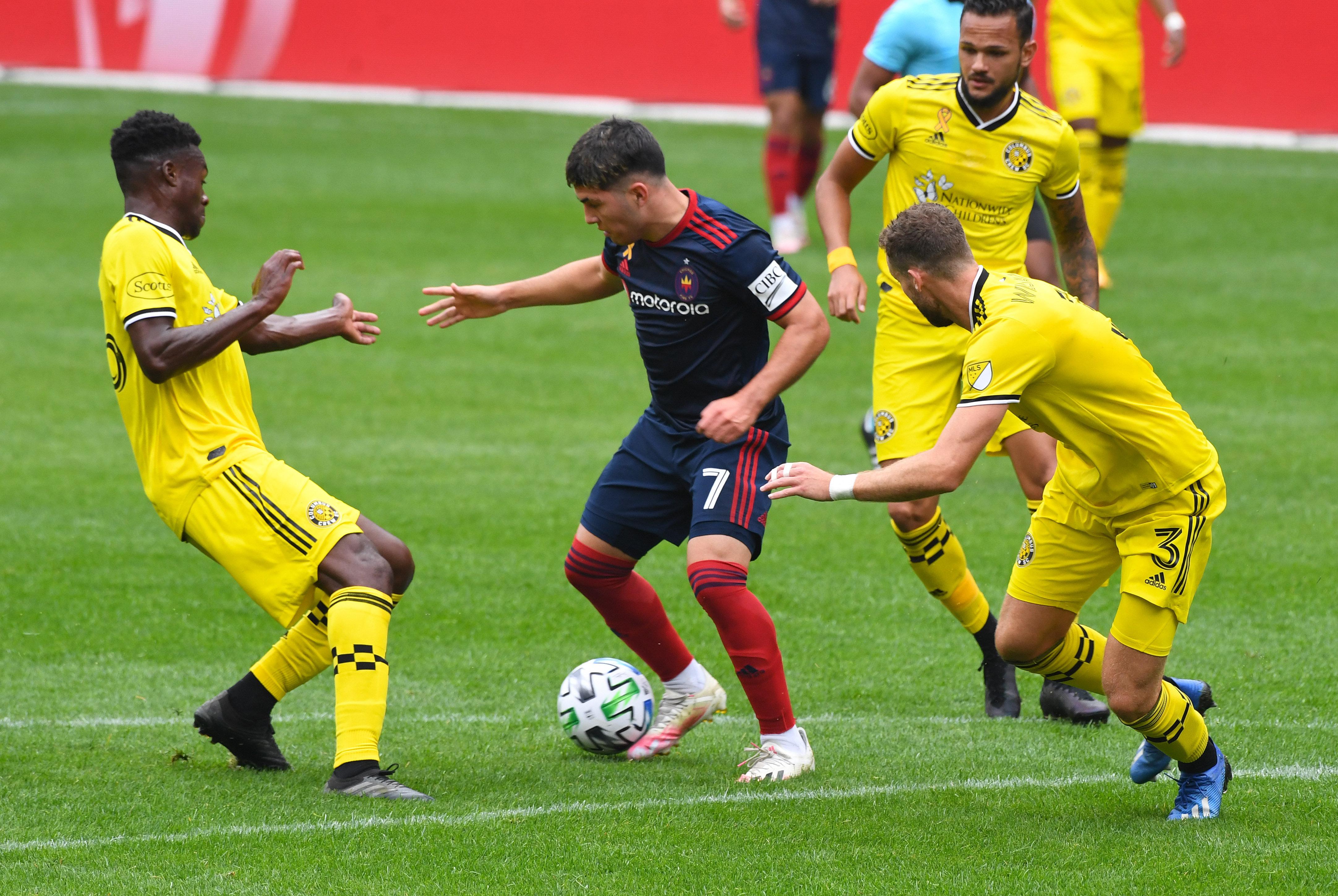 Chicago Fire 2, Columbus Crew 2 | 2020 MLS Regular Season Match Recap | MLSSoccer.com