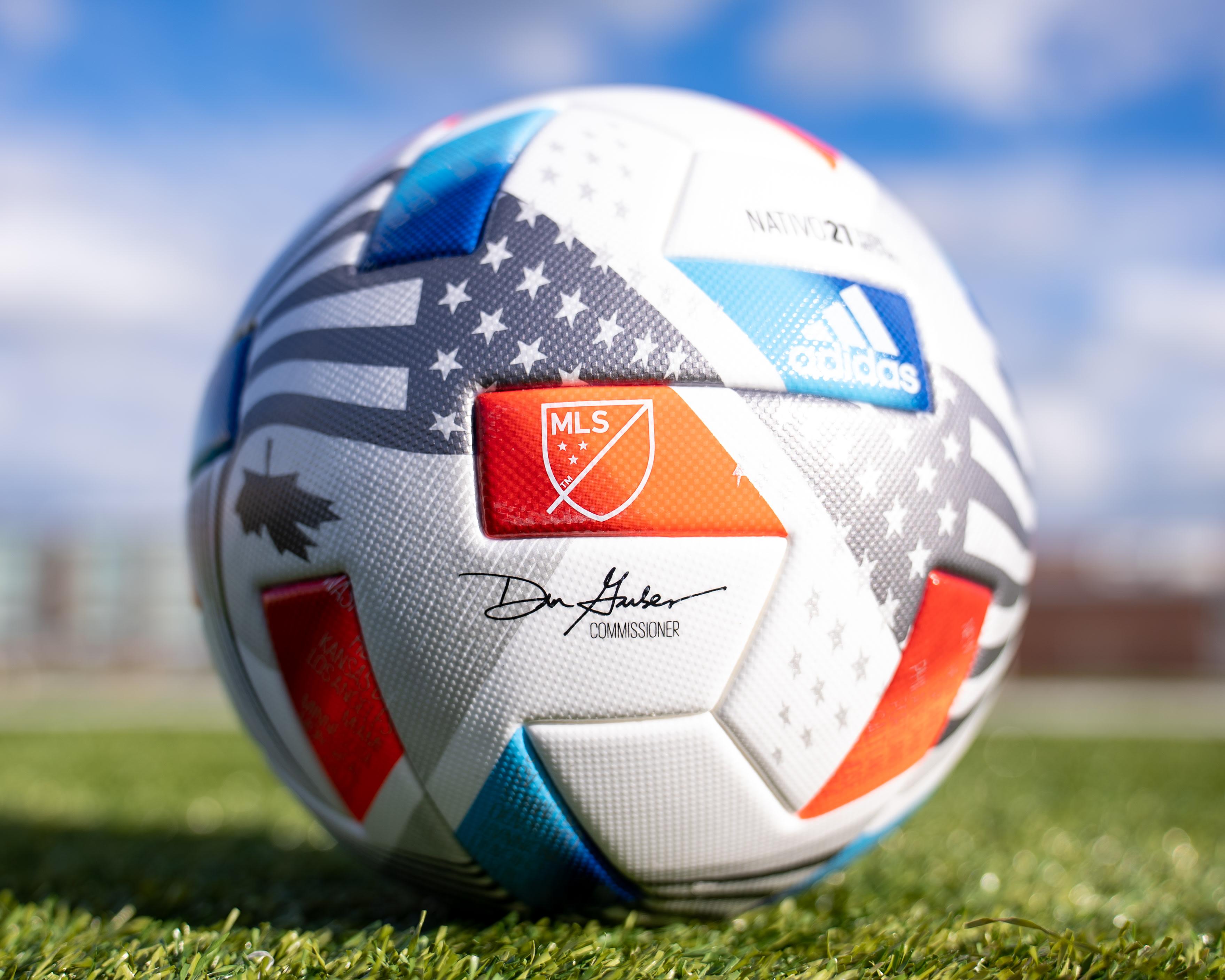 Major League Soccer, adidas unveil 2021 official match ball   MLSSoccer.com