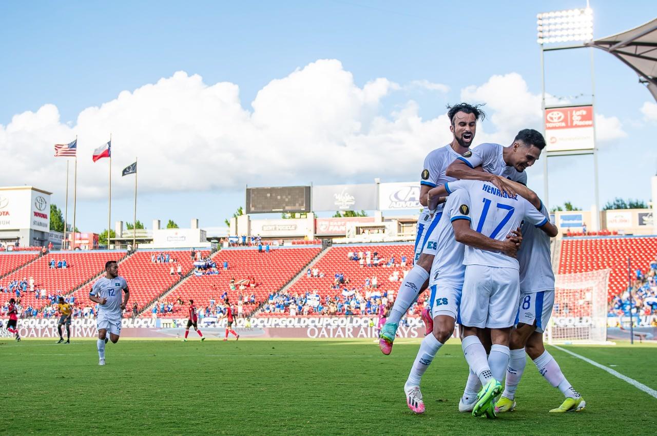 Recap: Trinidad & Tobago 0, El Salvador 2   MLSSoccer.com