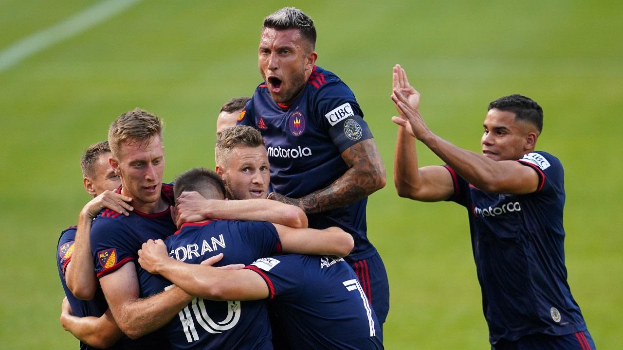 Chicago Fire FC 3, FC Cincinnati 0 | 2020 MLS Regular Season Match Recap | MLSSoccer.com