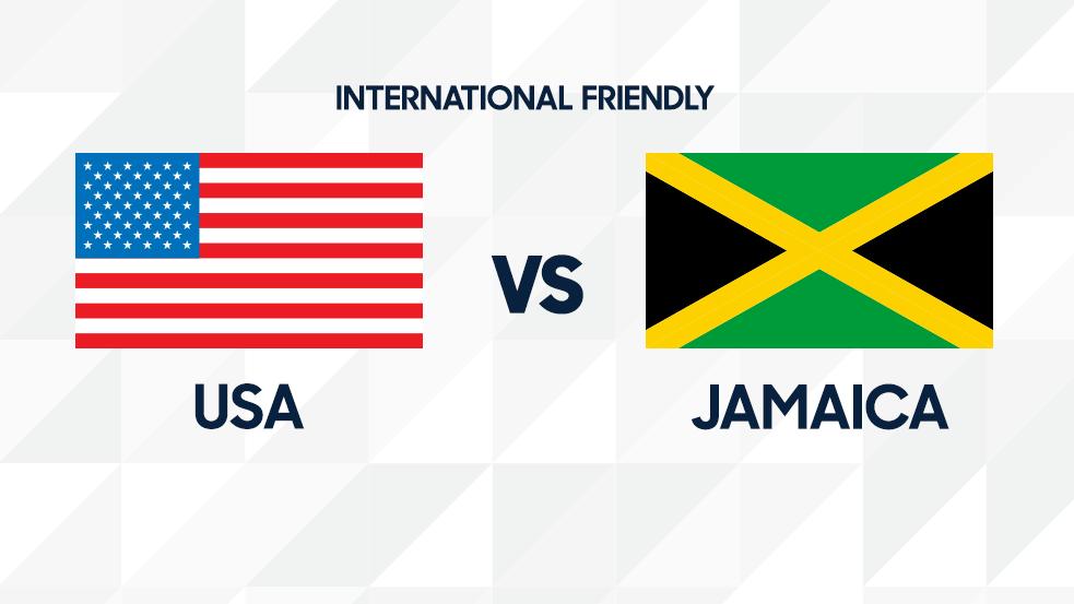USA vs. Jamaica | How to watch, stream and follow | 2021 International Friendly | MLSSoccer.com