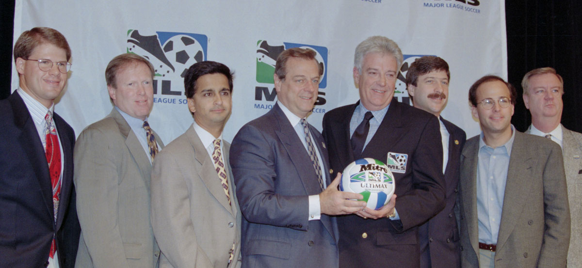 A league is born: An oral history of the inaugural MLS match   MLSSoccer.com