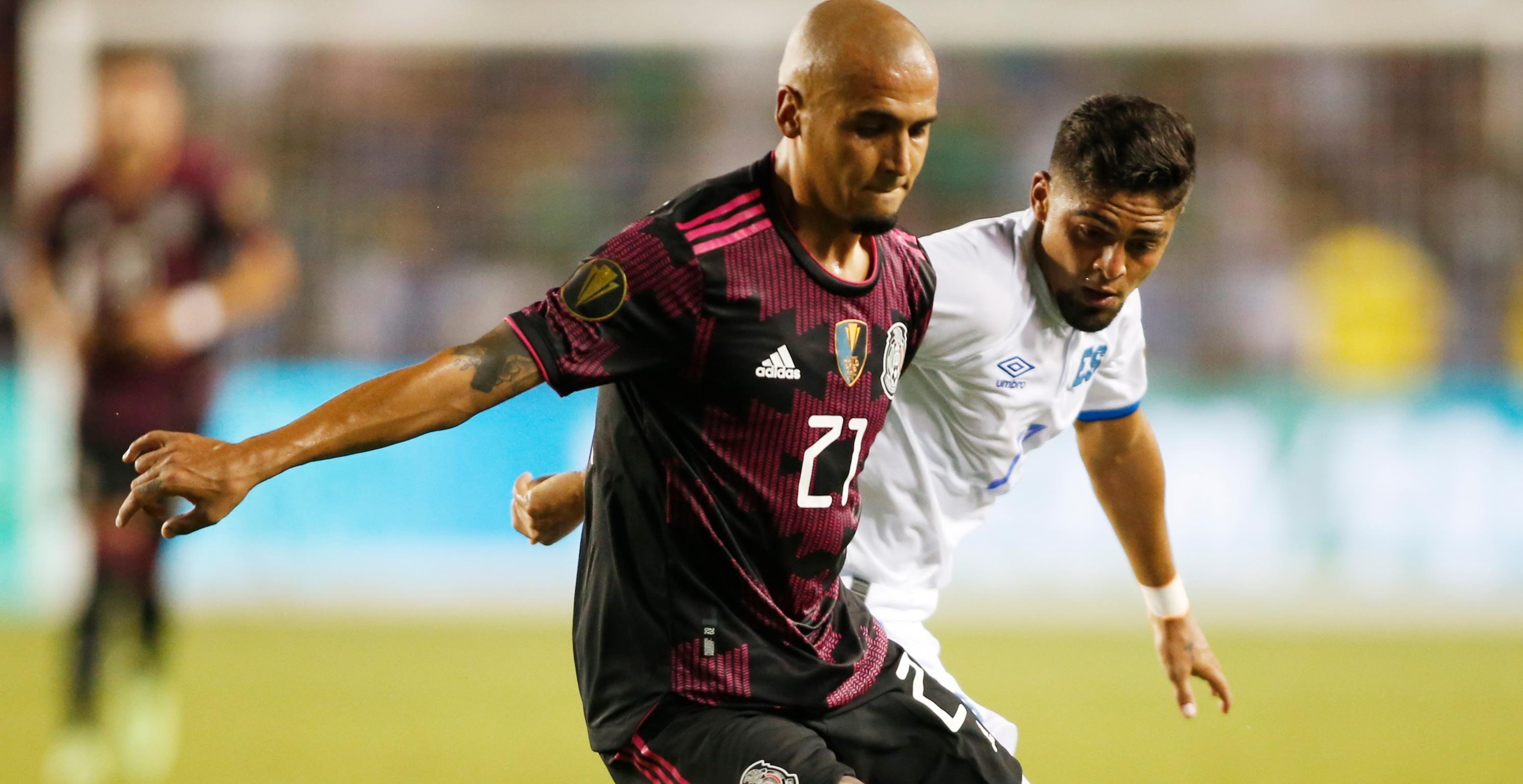 Recap: Mexico 1, El Salvador 0   MLSSoccer.com