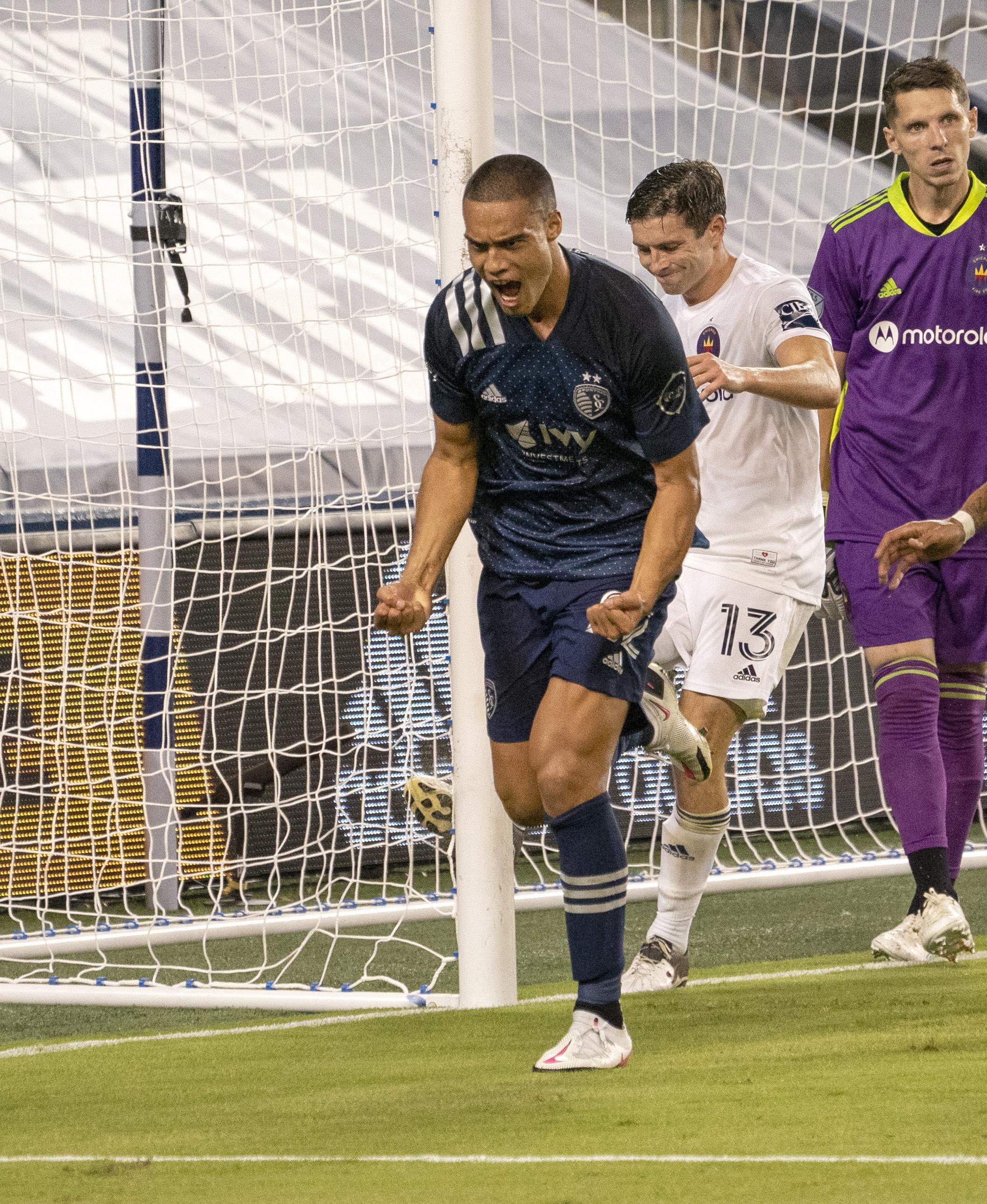 Sporting Kansas City 1, Chicago Fire FC 0 | 2020 MLS Match Recap | MLSSoccer.com