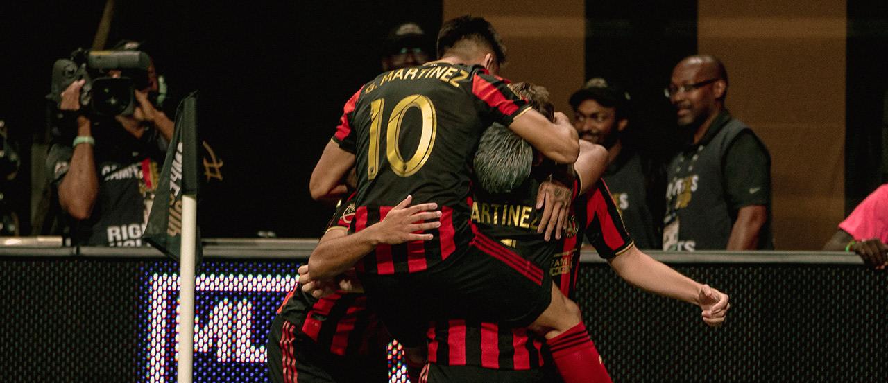 Get your Atlanta United Campeones Cup gear! | MLSSoccer.com