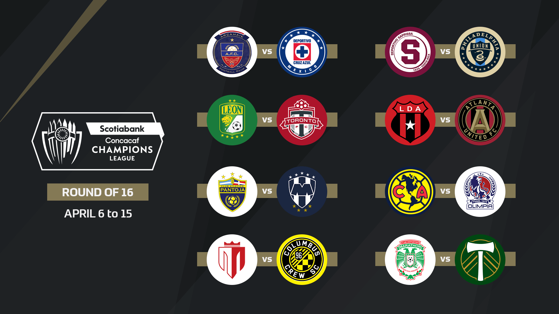 Concacaf Champions League 2021: How to watch, stream as region's best face off | MLSSoccer.com