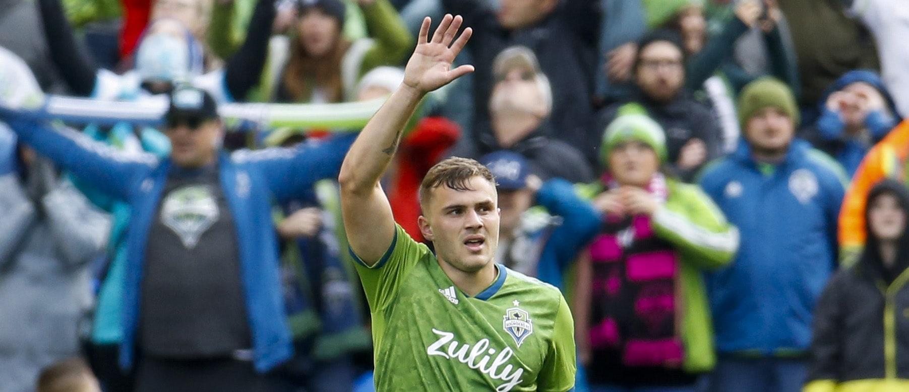 Seattle Sounders FC 2, Chicago Fire FC 1 | 2020 MLS Match Recap | MLSSoccer.com