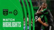 HIGHLIGHTS: Austin FC vs. Vancouver Whitecaps FC | August 18, 2021 | San Jose Earthquakes